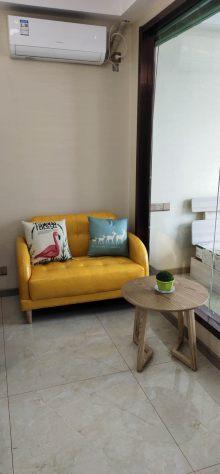 五洲国际公寓高档装潢