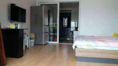 幸福壹号公馆7楼单身公寓出租、46平米、设施齐全