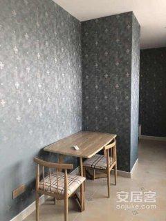 (城西)幸福华城1室1厅1卫45m²精装修