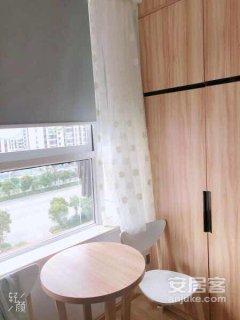 (城西)幸福华城1室0厅1卫35m²精装修