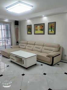 (城南)万成尚景3室2厅1卫128m²精装修