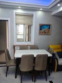 (城南)虹亚新城3室2厅1卫90m²精装修
