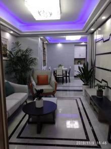 (城西)幸福华城2室2厅1卫100m²豪华装修