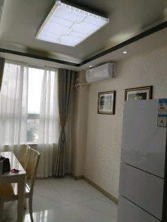 (城西)幸福华城1室1厅1卫55m²精装修