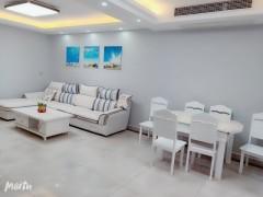 (城南)振阳街3室2厅1卫106m²精装修