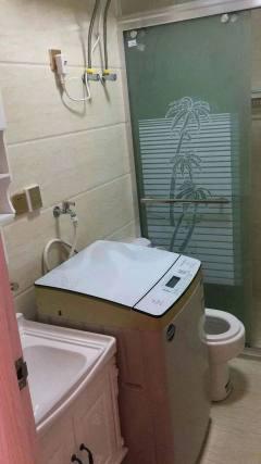 幸福华城精装修公寓1室1厅1卫46m²精装修