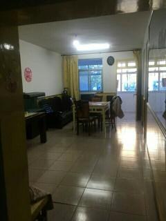(城北)发鸿街3室2厅1卫105m²中档装修