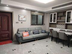 时代国际3室2厅1卫109m²精装修,三房朝南阳光美好!