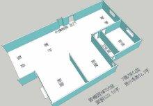 (城东)香樟园3室2厅1卫121m²毛坯房