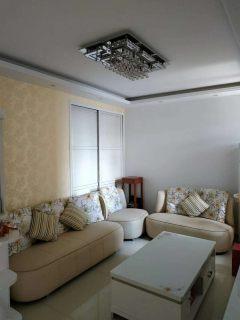 (城西)三中学区房幸福华城2室1厅1卫99m²精装修