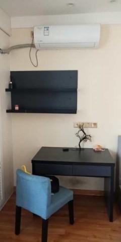 (城西)幸福华城1室1厅1卫60m²精装修