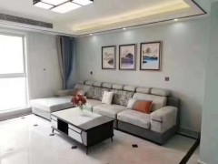 (城北)双山·新萃园3室2厅1卫115m²精装修