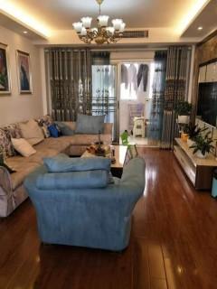 双山·新萃园3室2厅1卫124.49m²精装修