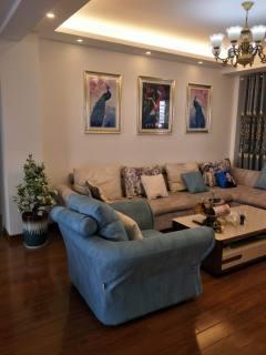 (城北)双山·新萃园3室2厅1卫125m²豪华装修