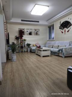 (城北)虹亚名居3室2厅1卫110m²精装修