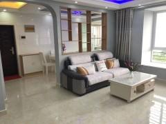 (城西)幸福华城3室2厅1卫126m²精装修