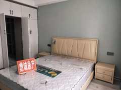 时代6楼3室2厅1卫毛坯全新装修,3房朝阳,你不南北通透