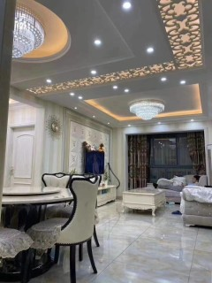 (城北)恒隆广场3室2厅1卫125m²精装修