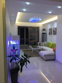 (城东)阳光海岸3室2厅1卫130m²豪华装修