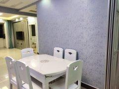 蓝天公寓3室2厅1卫121m²豪华装修