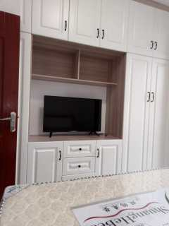 (城西)幸福华城1室1厅1卫52m²精装修