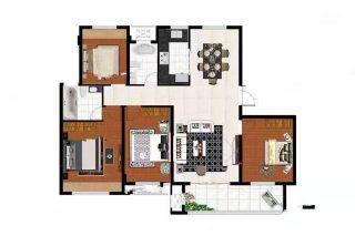 (城东)紫宸电梯毛坯房,7楼,4室朝阳。