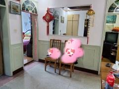 人民路107号 老机电设备公司家属区3室1厅1卫36.8万80m²出售