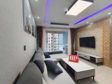 新城锦绣9楼3室2厅1卫主家豪华装修,家具家电齐全,采光好!