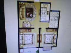 (城东)金科未来城2室1厅1卫66.8万70m²中档装修出售